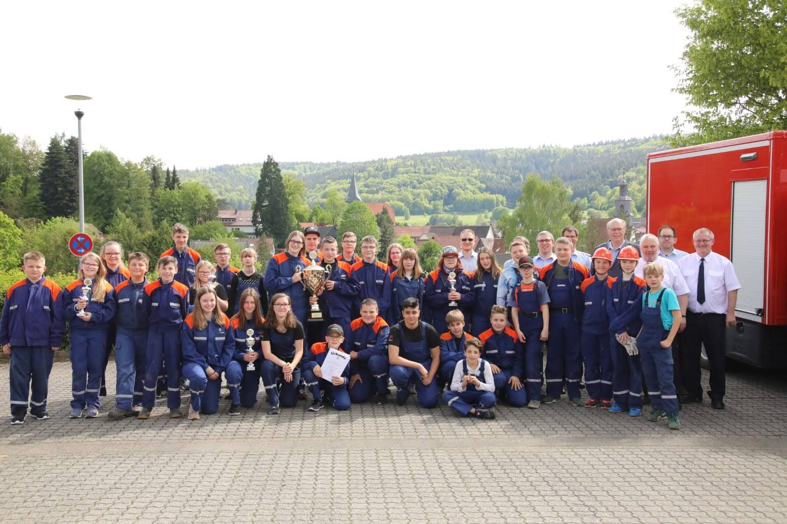 Gemeindewettkampf 2019
